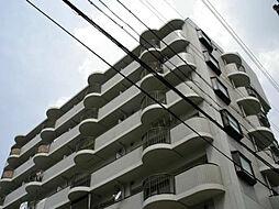 大阪府大阪市平野区平野馬場2丁目の賃貸マンションの外観