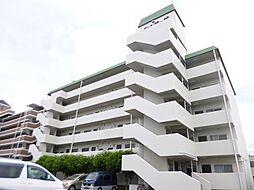 パレス竹ヶ城[6階]の外観