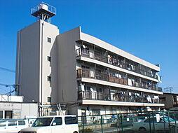 大阪府門真市脇田町の賃貸マンションの外観