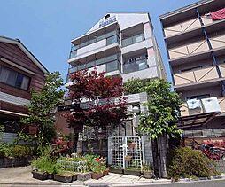 京都府京都市右京区西京極西大丸町の賃貸マンションの外観