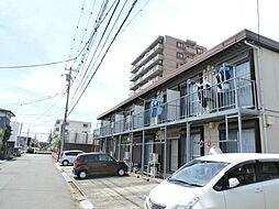 神奈川県藤沢市湘南台5丁目の賃貸アパートの外観