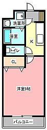 Platzl[4階]の間取り