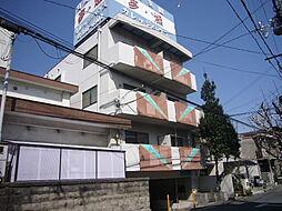 サンキャドマス湊[2階]の外観