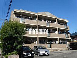 リュミエールパレ B棟[1階]の外観