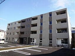 ドゥ—ボヌール[4階]の外観