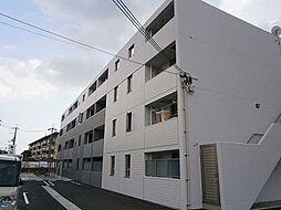 大阪府高槻市氷室町1丁目の賃貸マンションの外観