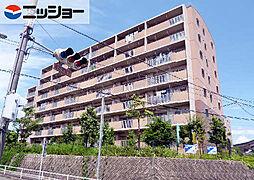 サンコート桃花台 D棟[6階]の外観