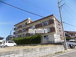 マンション菅沼[3階]の外観