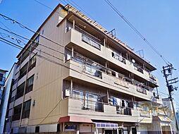 カツタビルディング1号館[2階]の外観