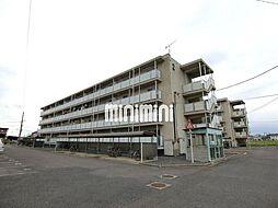 ビレッジハウス増田2号棟[1階]の外観