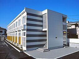 神奈川県綾瀬市深谷中7丁目の賃貸アパートの外観