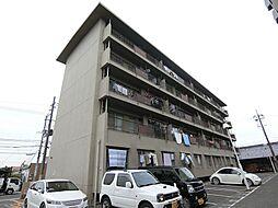 ガーデンハイツ飯坂I[5階]の外観