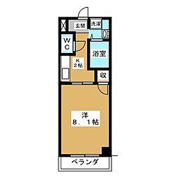 ラナンキュラス[2階]の間取り