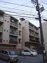 愛知県名古屋市千種区園山町2丁目の賃貸マンションの外観
