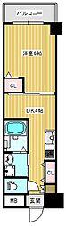 シーガルマンションII[302号室]の間取り