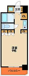 ダイニチコンストラクション[3階]の間取り