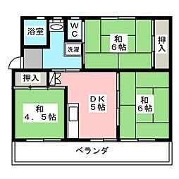 【敷金礼金0円!】ビレッジハウス本巣 2号棟