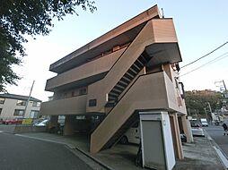 千葉県千葉市若葉区東寺山町の賃貸マンションの外観