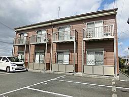 滋賀県甲賀市甲賀町大原中の賃貸アパートの外観