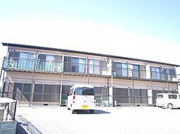 コーポアイリス[1階]の外観