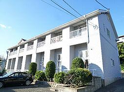 福岡県福岡市東区名島3丁目の賃貸アパートの外観