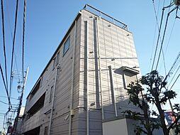 東京都三鷹市下連雀3丁目の賃貸マンションの外観