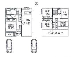長沼駅 3,980万円