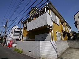パークヒルキヨノ[102号室]の外観