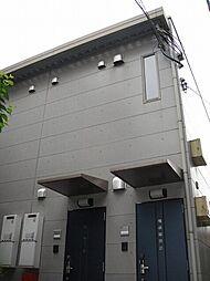 マキ新中野[103号室]の外観
