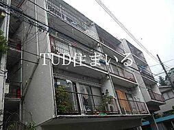 東京都板橋区大谷口2丁目の賃貸マンションの外観