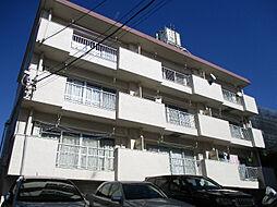 愛知県名古屋市千種区鹿子町5丁目の賃貸マンションの外観