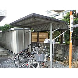 栃木県宇都宮市戸祭元町の賃貸アパートの外観