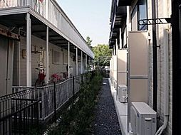 レオパレスエコースウィート恵II[2階]の外観