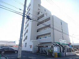 愛知県長久手市長配3の賃貸マンションの外観