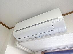 ノルデンタワー新大阪のエアコンも完備嬉しいですね