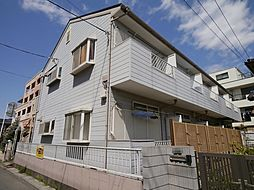 ラフィーヌ新田[102号室]の外観