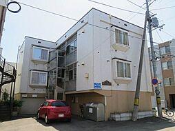 第5バラハイツ[3階]の外観