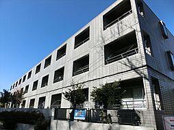細田マンションAB[1階]の外観