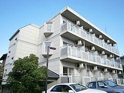 滋賀県草津市追分8丁目の賃貸マンションの外観