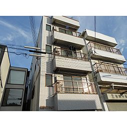 兵庫県尼崎市梶ケ島の賃貸マンションの外観