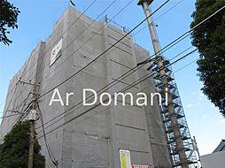 (仮)八州ビル 新築工事[5階]の外観