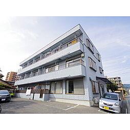 長野県長野市三輪6丁目の賃貸マンションの外観