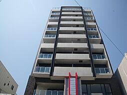 スクエア・アパートメント[1107号室]の外観
