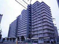 守口ハイライフB棟[14階]の外観