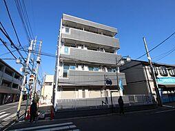 千葉県流山市西初石3の賃貸マンションの外観