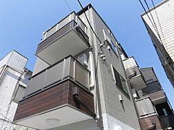 東京都練馬区関町南3丁目の賃貸アパートの外観