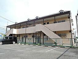 福岡県北九州市八幡西区本城東5の賃貸アパートの外観