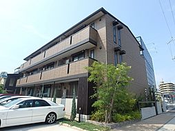 ロイヤルガーデン三国ヶ丘弐番館[3階]の外観