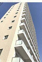 東京都新宿区高田馬場の賃貸マンションの外観