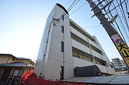 福岡県福岡市南区平和2丁目の賃貸マンションの外観